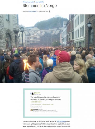 22juli terror terrordøgnene Twitter NRKBeta