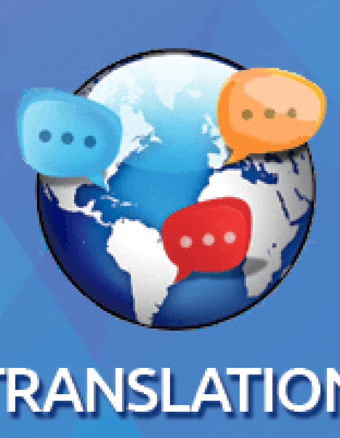 Translation localisation localization Norwegian English